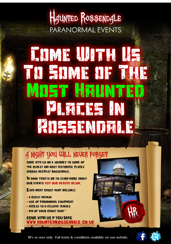 Haunted Rossendale